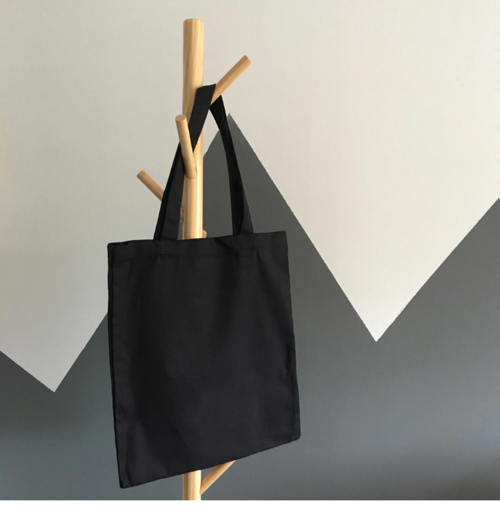 定制敞口品牌帆布包