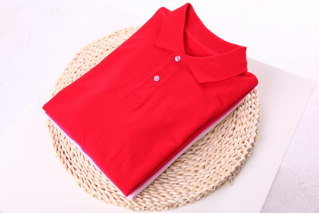 高档短袖Polo衫定制
