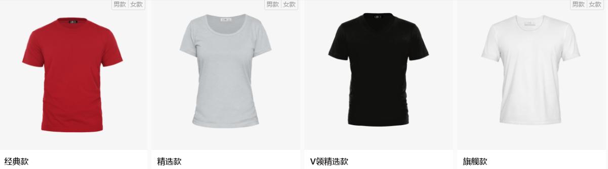 深圳订做T恤衫有不缩水的棉质面料吗?避免缩水的定制技巧!
