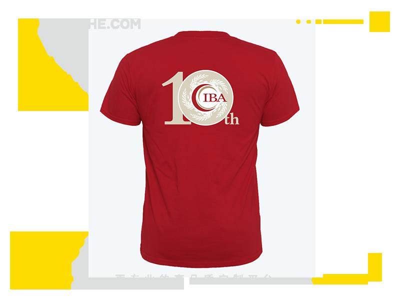 十年聚會文化衫設計圖案素材