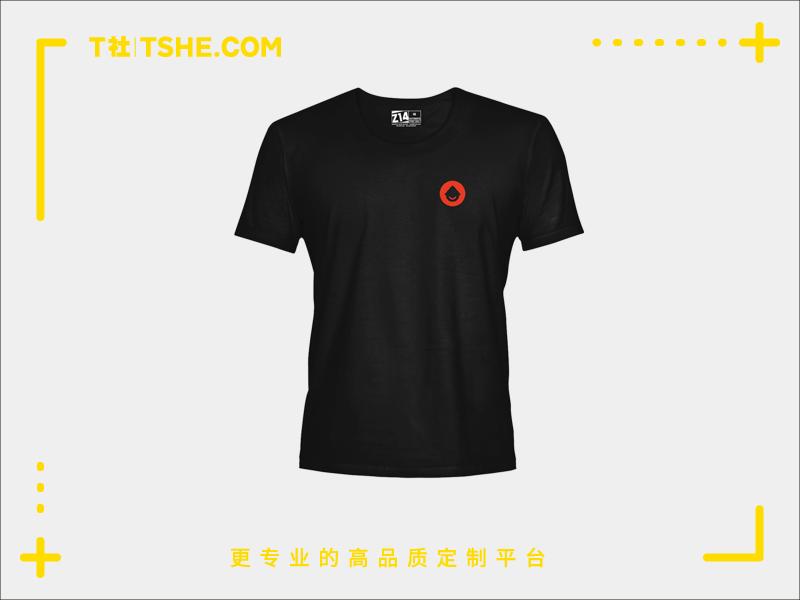 深圳碳原子科技有限公司文化衫案例