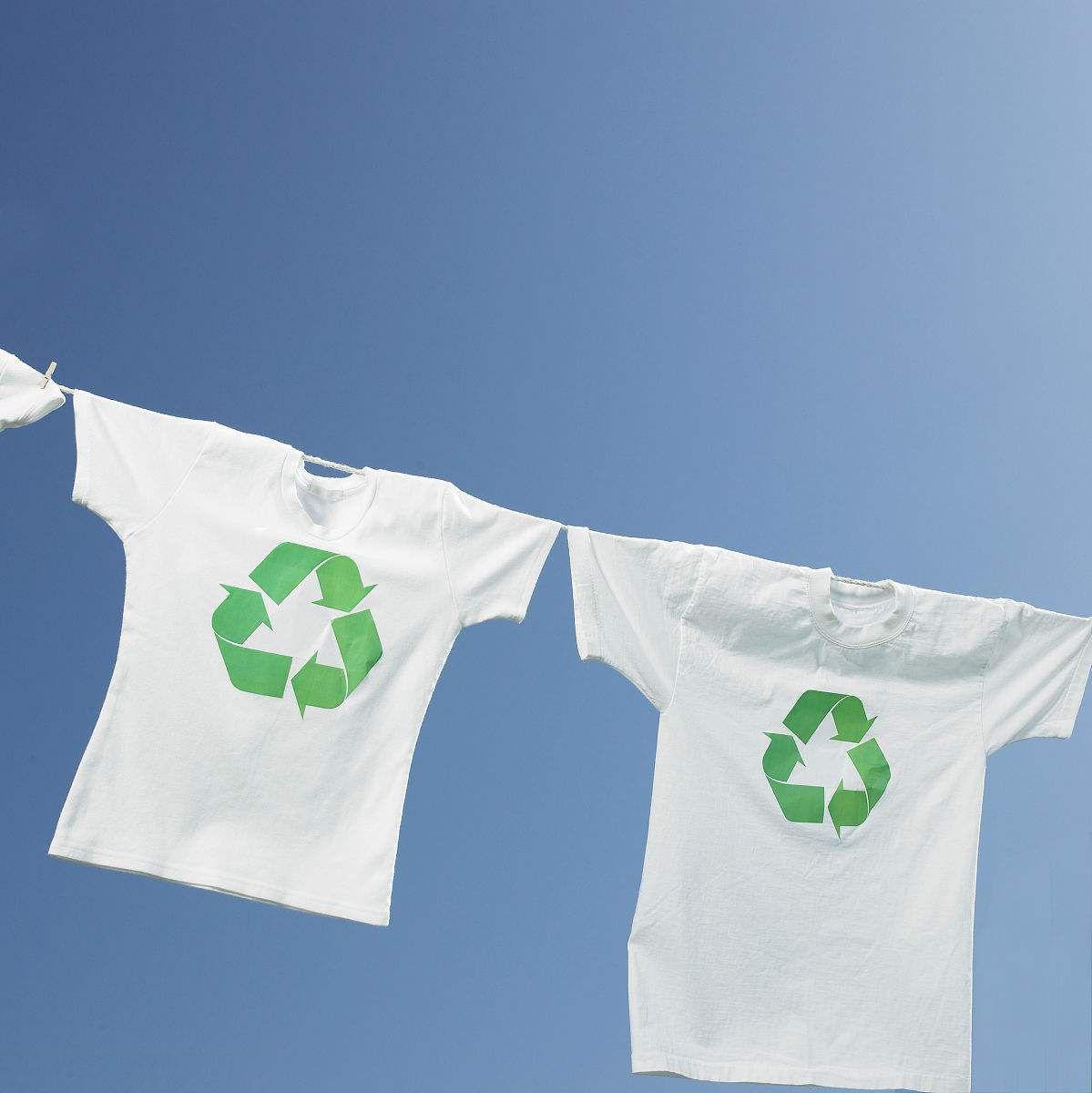 印花T恤应该如何洗涤?