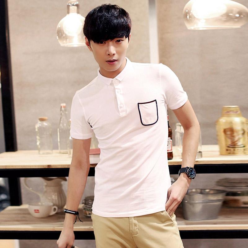 T恤衫和POLO衫哪个适合男生?