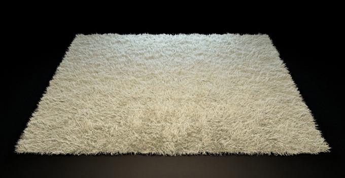 羊毛地毯应该怎么清洗?