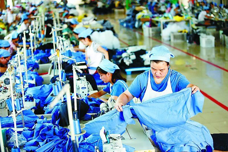 预计2019年约旦服装出口将增长8%