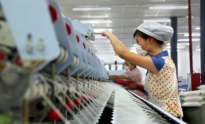 巴基斯坦针织品出口有望在未来6个月内增长20%