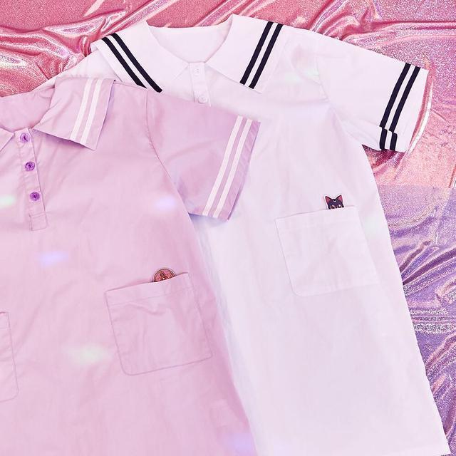 美少女战士T恤定制设计 把童年穿在身上