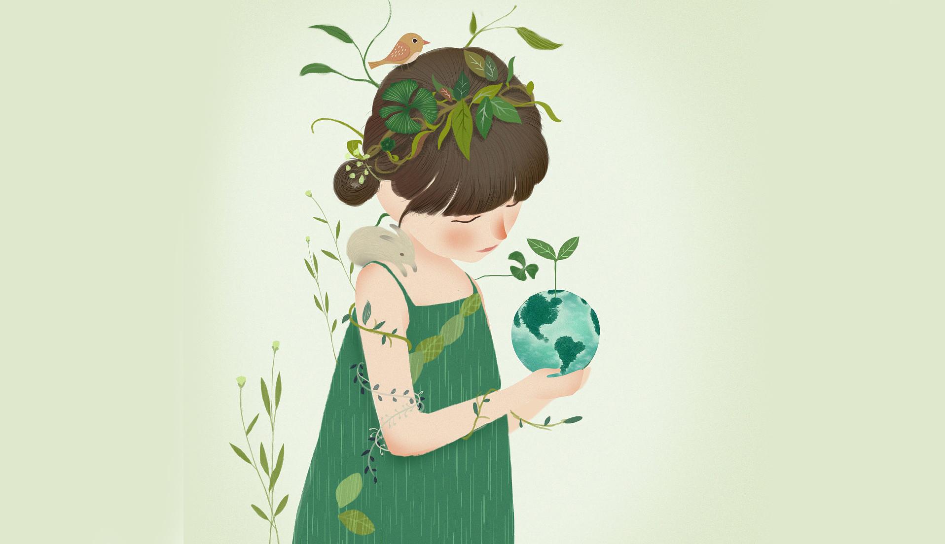 公益活動環保公益T恤定製 致敬地球一小時