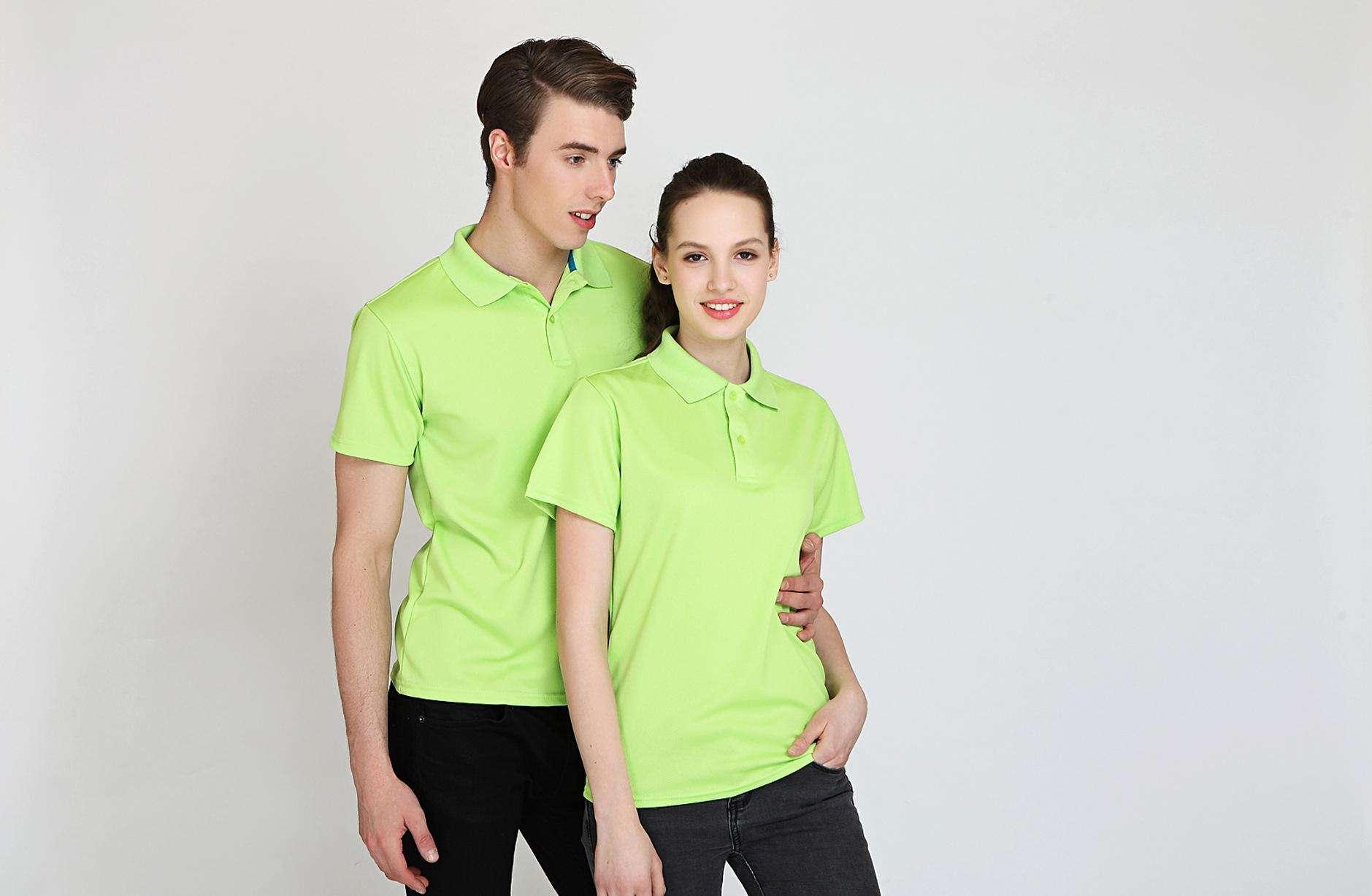 企业文化衫选择速干T恤衫或者速干Polo衫合适吗?