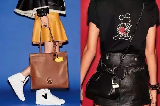 米老鼠+小飞象卡通印花T恤已经抢占少女心舞台了