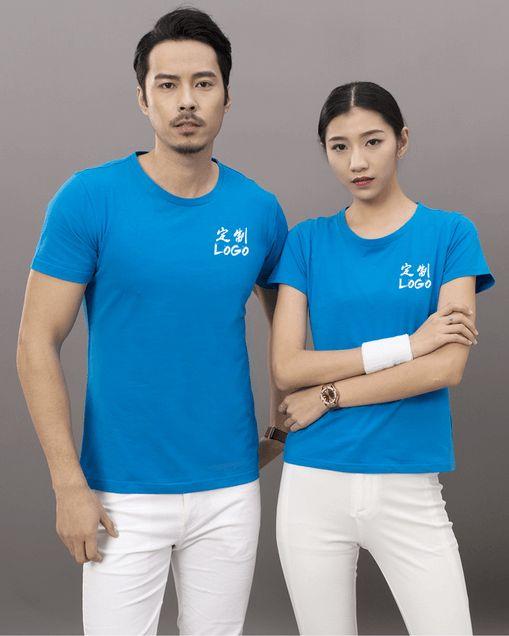 T恤衫定制圖案印花方式及選擇方法?