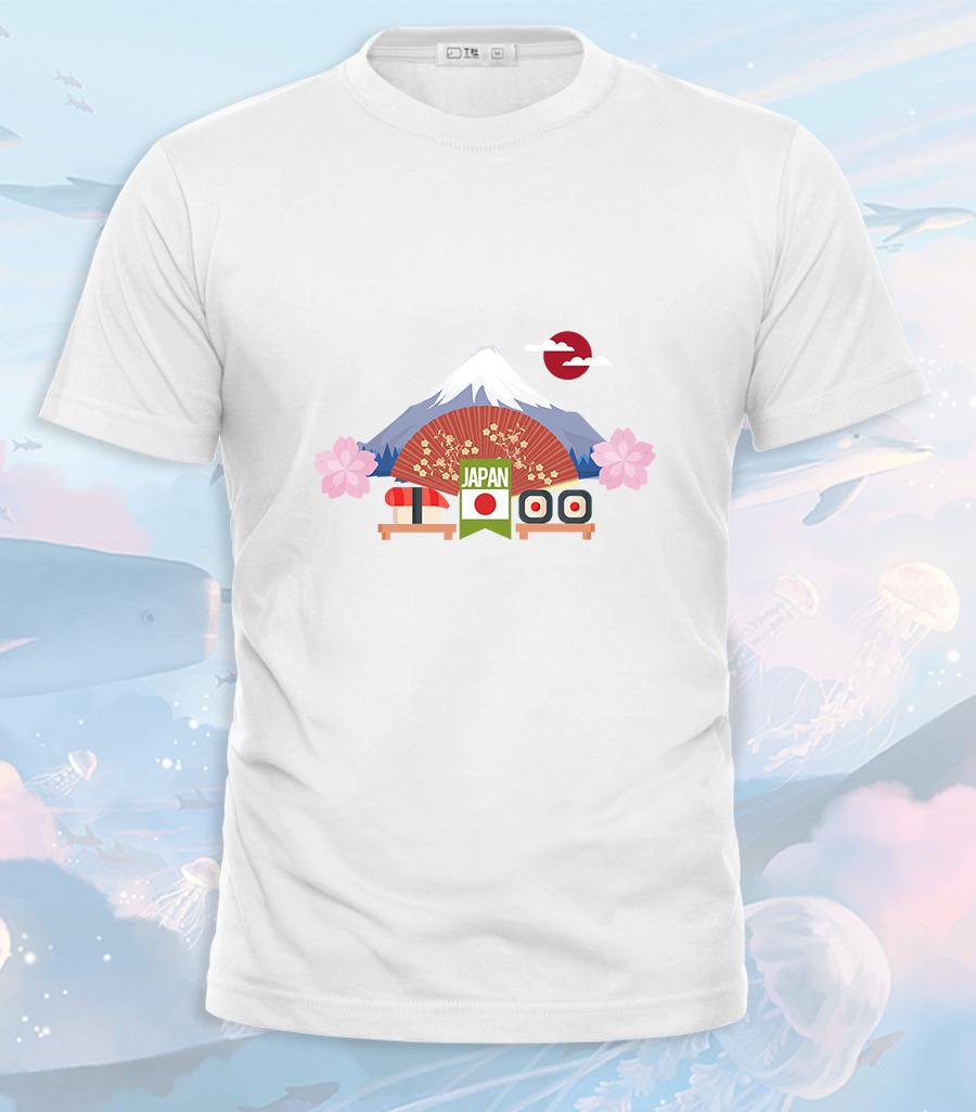 定制旅游文化衫图案怎么设计 如何设计旅游T恤