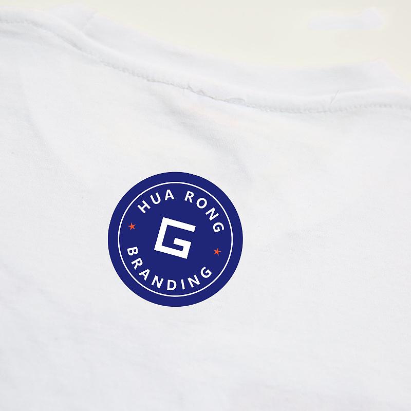 團建T恤定制LOGO怎么設計?