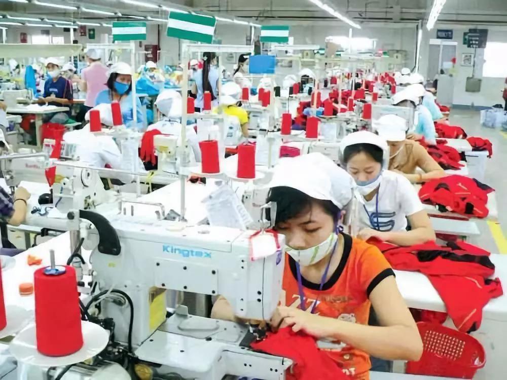 """""""越南纺织"""" 崛起 价格优势不再中国纺织该何去何从?"""