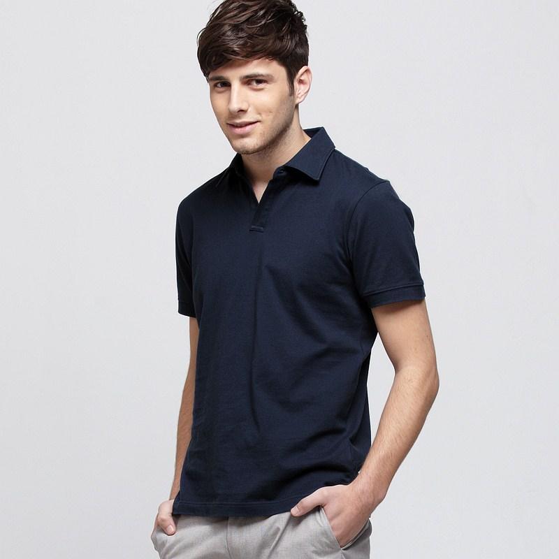 定做polo衫和T恤衫的区别有哪些?