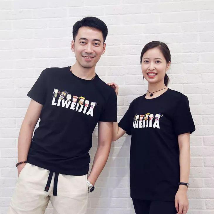 企业周年庆文化衫怎么设计 周年庆文化衫设计图案