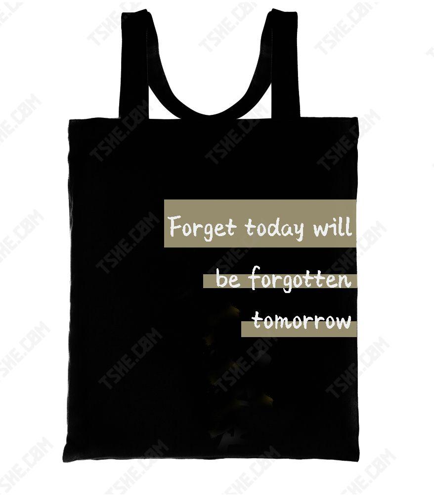 帆布包背的是生活和态度 定制帆布包图案设计
