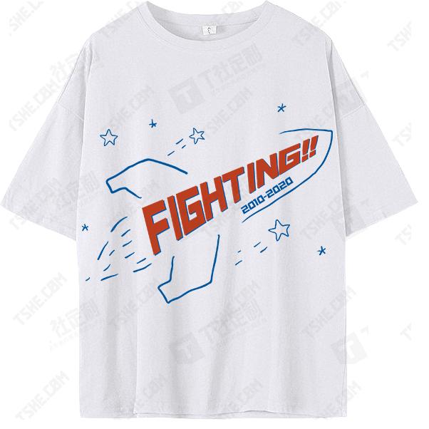 为什么定做企业T恤文化衫给你四点理由