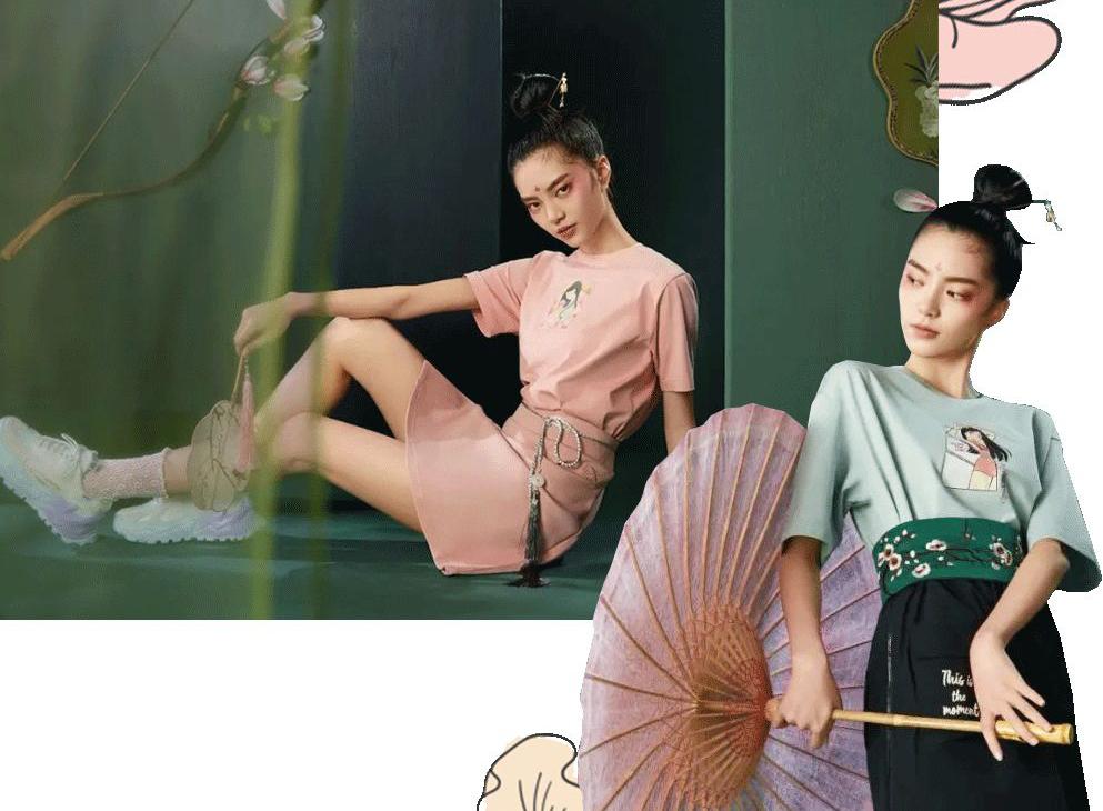刘亦菲花木兰电影上映 同款短袖T恤定制设计