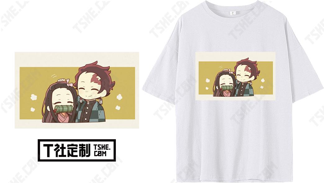 你知道这些好看的T恤图案是怎么印出来的吗?