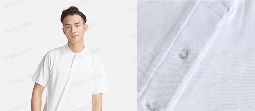 定制Polo衫什么材質的好?這些知識告訴你答案