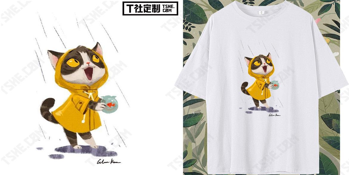 个性化的定制文化衫流行,那么你知道文化衫的制作工艺吗?