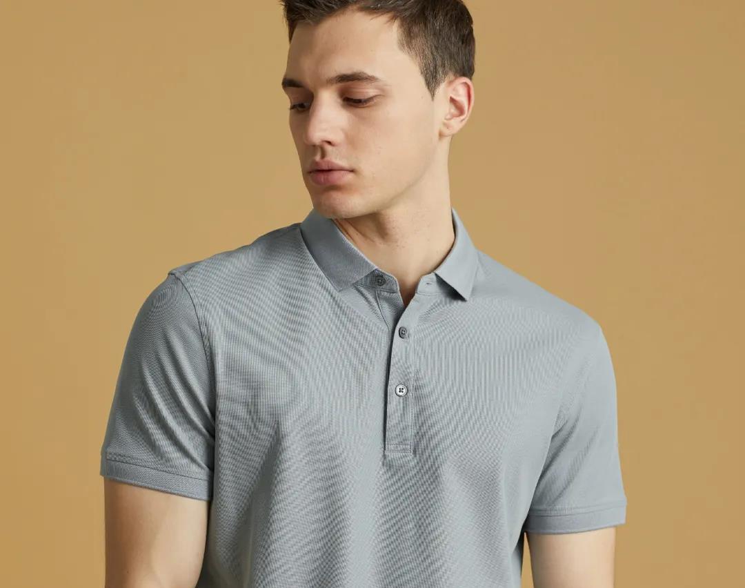 为什么那么多公司都会选择定做休闲的Polo衫