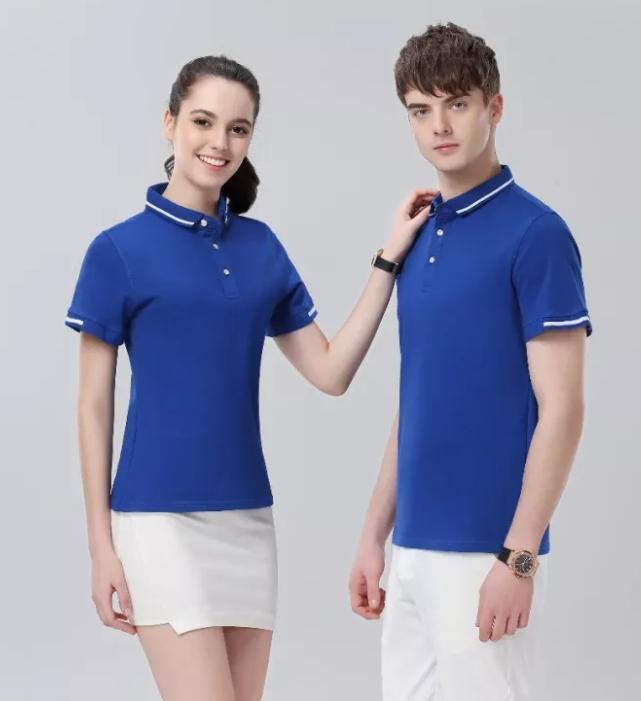 定制POLO衫,让员工都喜欢穿的工服