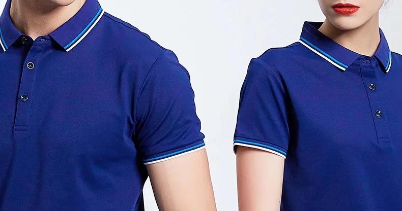 高端Polo衫定做  厂家polo衫定制的优点