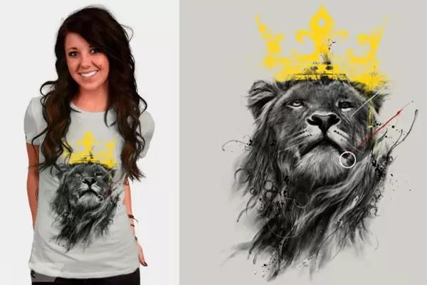 T-shirt不仅仅是衣服,更是表达自己的方式