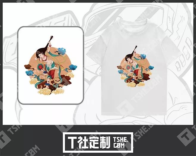 创意T恤定制图案设计,创意T恤定制网站