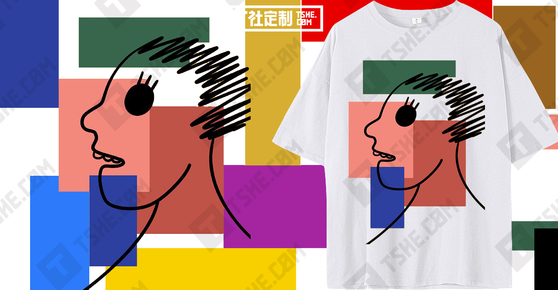 DIY订做T恤衫