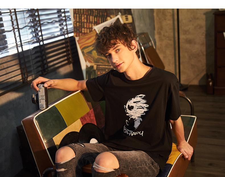 周年纪念T恤创意设计