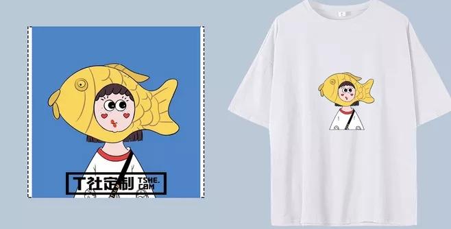周年庆典T恤有哪些图案设计风格