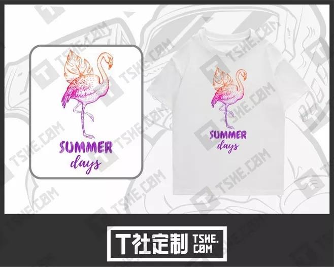 北京T恤定制选择哪家好呢