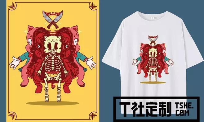 深圳T恤文化衫定做