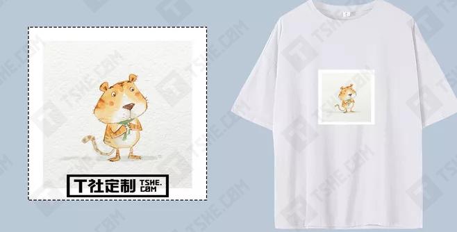 文化衫定制知识 图案设计 图案素材 设计素材 衣服设计 t恤图案 白色t恤哪里买 印花工厂 印花衣服