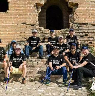 2021年個性團建主題 團建活動 T恤定制
