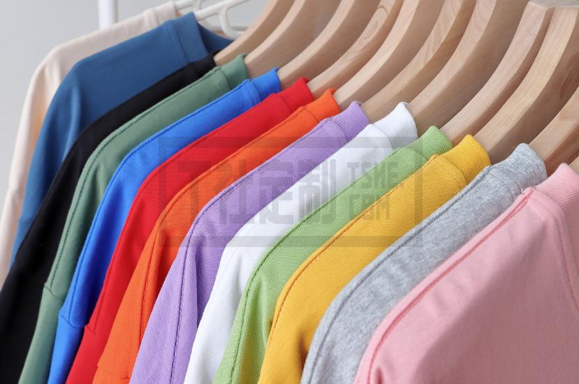 企業文化衫面料一般選什么